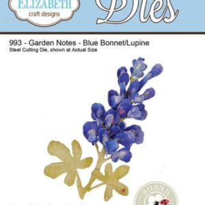 Garden Notes - Blue Bonnet Lupine