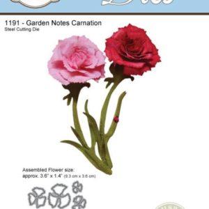 Garden Notes - Carnation