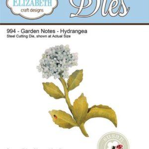Garden Notes - Hydrangea