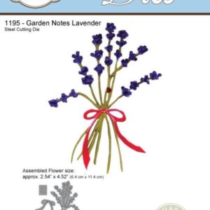 Garden Notes - Lavender