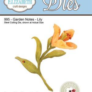 Garden Notes - Lily