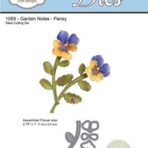 Garden Notes - Pansy