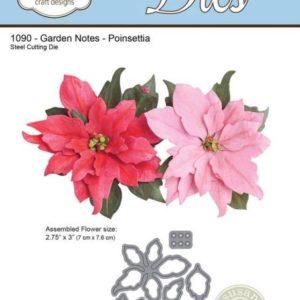 Garden Notes - Poinsettia