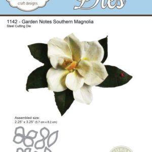 Garden Notes - Southern Magnolia