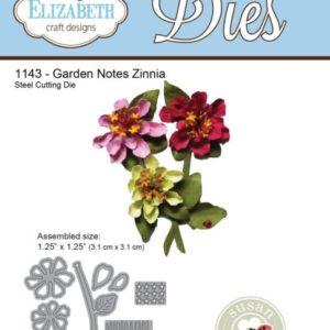 Garden Notes - Zinnia