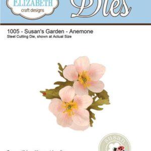 Susan's Garden - Anemone
