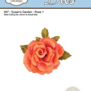 Susan's Garden - Rose 1