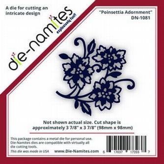 Poinsettia Adornment