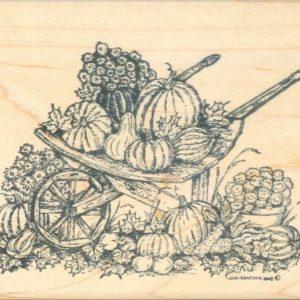 Gourd, Pumpkins & Fall Flowers