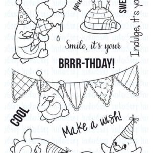 Waddles - Happy Brrr-thday!
