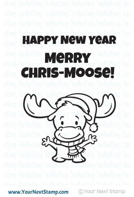 Merry Chris-Moose