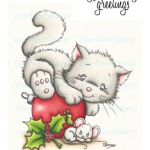 Furry Christmas Friends