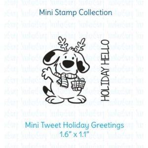 Mini Holiday Hello