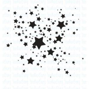 Star Ink Splatter