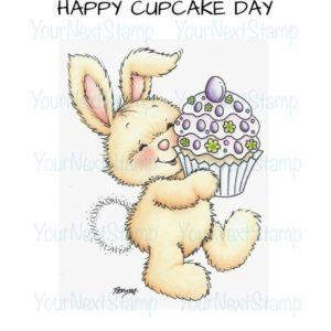 Yummy Cupcake Bunny
