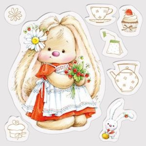 Berry - Strawberry Bunny