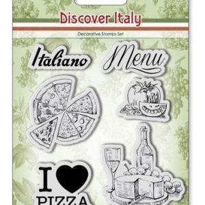 Discover Italy - Menu