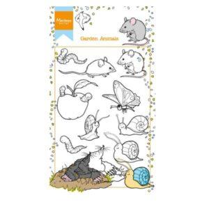 Hetty's Garden Animals