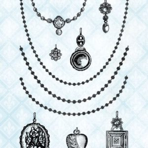 Beads & Charms Stamp Set