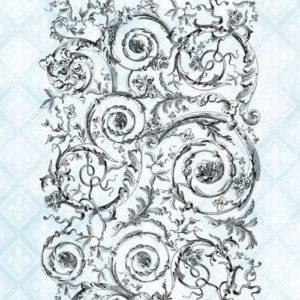 Brocade Texture Stamp Set