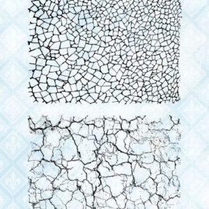 Crackle Textures Stamp Set