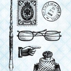 Desk Set Stamp Set