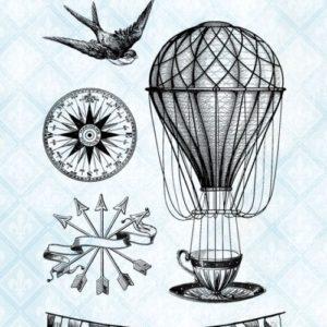 Flight & Flair Stamp Set