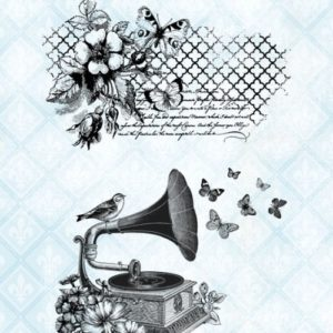 Garden Frolic Stamp Set