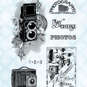 Photography Stamp Set
