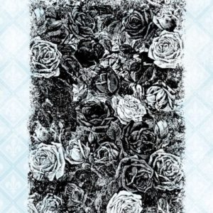 Shabby Roses Stamp Set