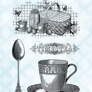 Time for Tea Stamp Set