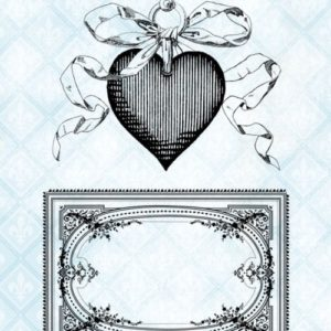 True Heart Stamp Set