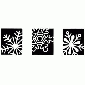 Snowflake Blocks