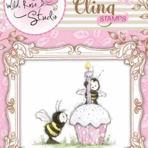 Bees with Cupcake