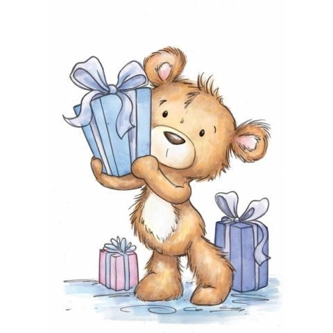 Milton with Gifts