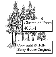 Cluster of Trees