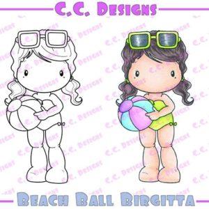 Beach Ball Birgitta