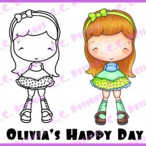 Olivia's Happy Day