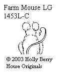 Farm Mouse, large