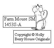Farm Mouse, small