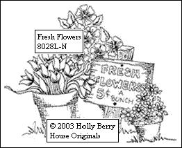Fresh Flowers large
