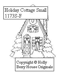 Holiday Cottage, small