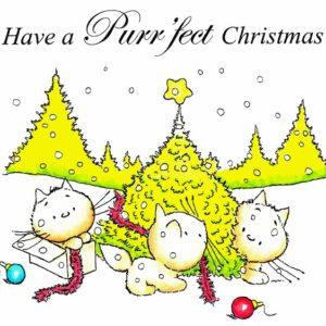Purr'fect Christmas