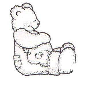 Beary Full Bear
