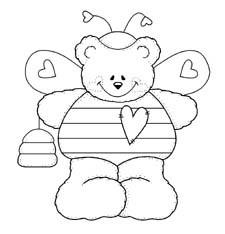Bumble Bee Bear