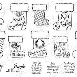 Christmas Stocking Sentiments