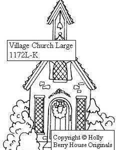 Village Church, large