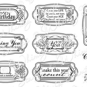 Fanciful Birthday Notables 1