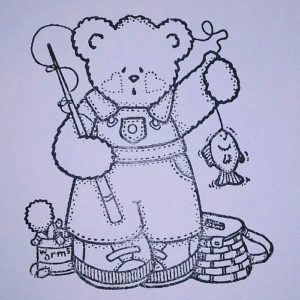 Small Bear with Small Catch