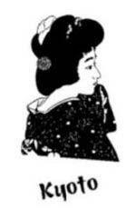 "ATC-Set: Geisha / ""Kyoto"""